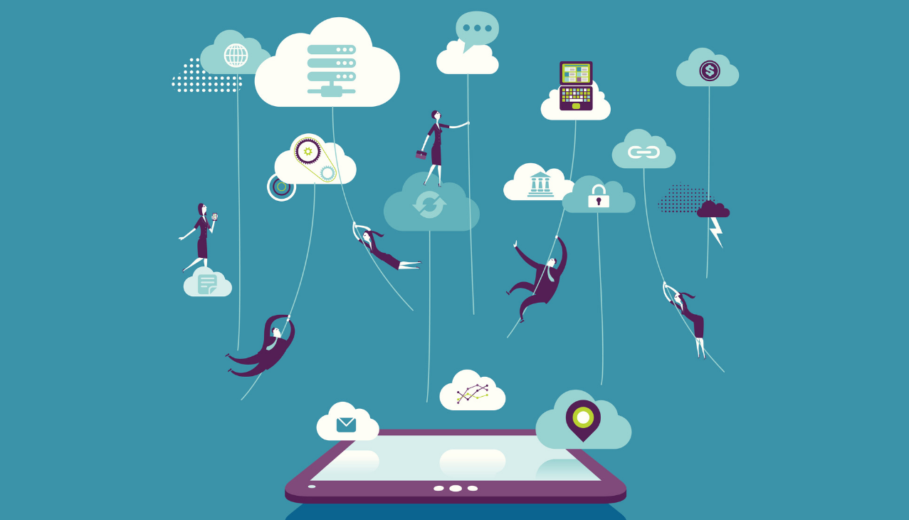 Helping small business customers think big with help from cloud technology